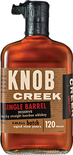 Knob Creek Bourbon Single Barrel Reserve...